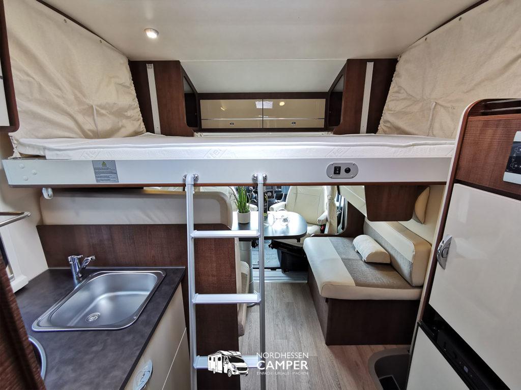 Dynamic 98 Plus – wohnmobil mieten